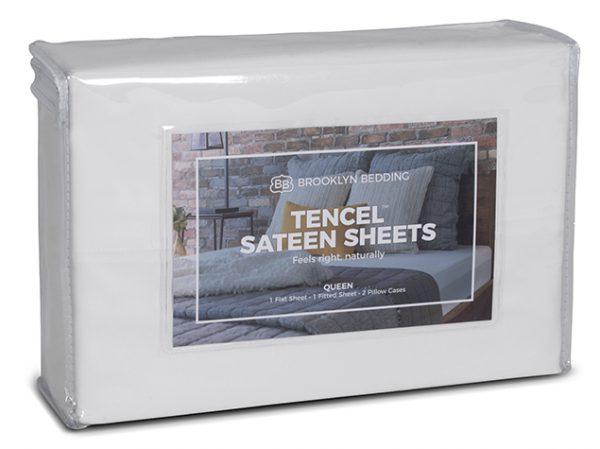 TENCEL™ Sateen Sheets - Packaging