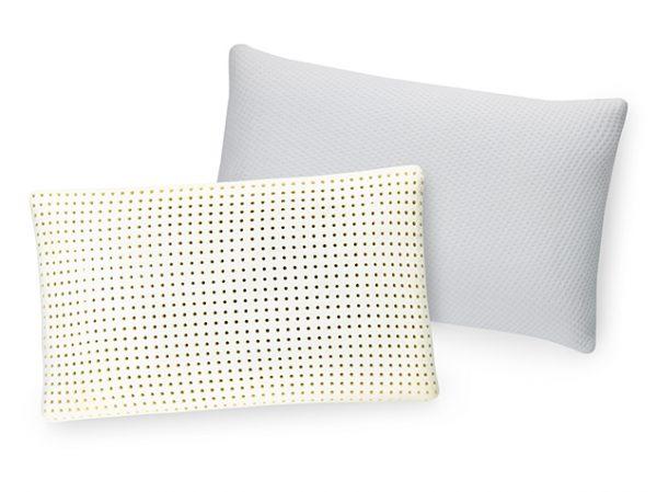 Ventilated Memory Foam Pillow - Inside