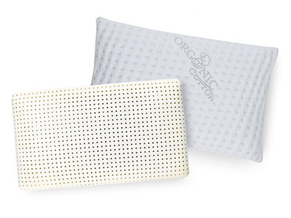 Talalay Latex Pillow - Inside