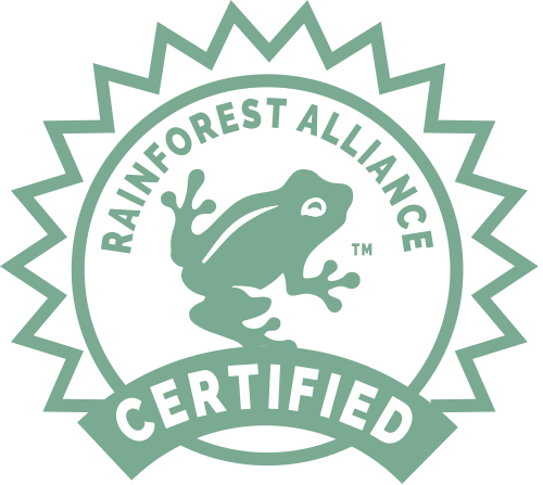 Rainforest Alliance Certified Icon