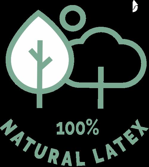 100% Natural Latex