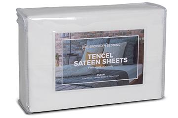 Shop Tencel™ Sateen Sheets Today - Brooklyn Bedding